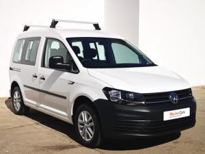 2018 Volkswagen CADDY4 Crewbus 1.6i