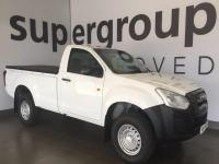 Isuzu D-MAX 250 HO Fleetside Safety S/C