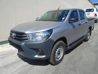 Toyota Hilux 2.4 GD-6 RB SD/C
