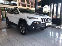 Jeep Cherokee 3.2 Trailhawk automatic