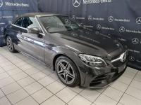 Mercedes-Benz C200 Cabrio automatic