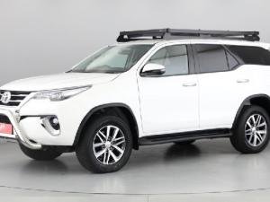 2018 Toyota Fortuner 2.8GD-6 4x4 auto