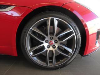 Jaguar F-TYPE S 3.0 V6 Coupe R-DYNAMIC automatic
