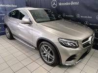 Mercedes-Benz GLC Coupe 220d AMG