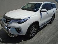 Toyota Fortuner 2.8GD-6 4X4 automatic