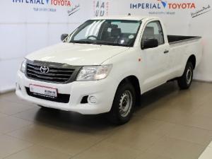 2014 Toyota Hilux 2.5D-4D