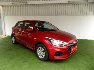 2018 Hyundai i20 1.2 Motion