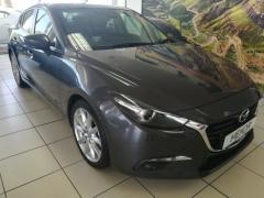 Mazda Cape Town Mazda3 sedan 2.0 Astina