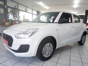2018 Suzuki Swift 1.2 GA
