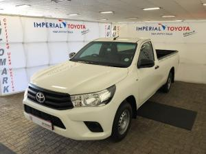 Toyota Hilux 2.0 (aircon) - Image 11