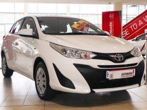2018 Toyota Yaris 1.5 Xi