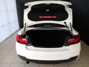 BMW 2 Series 220i coupe M Sport auto - Image 12