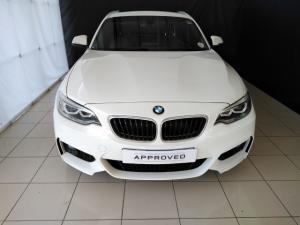 BMW 2 Series 220i coupe M Sport auto - Image 2