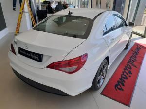 2018 Mercedes-Benz CLA CLA200