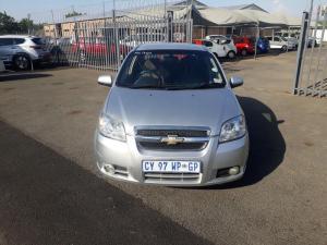 Chevrolet Aveo 1.6 LS automatic - Image 1