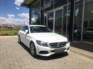 2016 Mercedes-Benz C200 Avantgarde automatic