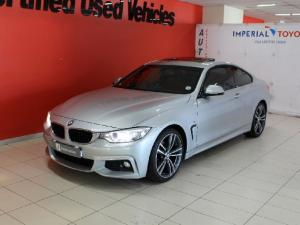 BMW 4 Series 420i coupe M Sport auto - Image 1