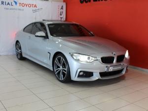 BMW 4 Series 420i coupe M Sport auto - Image 3