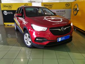 2020 Opel Grandland X 1.6T Enjoy automatic