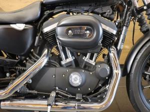 Harley Davidson Sportster XL883N Iron ABS - Image 3