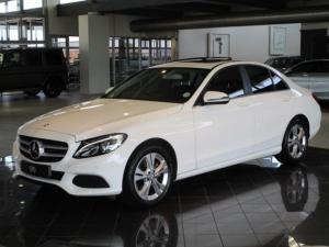 2016 Mercedes-Benz C200 automatic