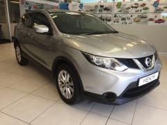 Nissan Cape Town Qashqai 1.5dCi Acenta