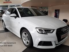 Audi Cape Town A3 sedan 1.4TFSI auto