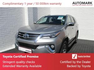 2018 Toyota Fortuner 2.8GD-6 4X4 automatic