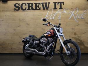 Harley Davidson Dyna Wide Glide - Image 1