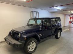 Jeep Cape Town Wrangler Unlimited 3.6L Sahara