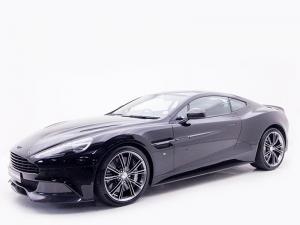 Aston Martin Vanquish 6.0 Coupe - Image 1