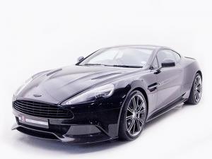 Aston Martin Vanquish 6.0 Coupe - Image 2