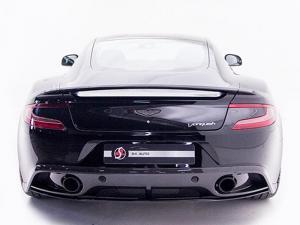 Aston Martin Vanquish 6.0 Coupe - Image 5