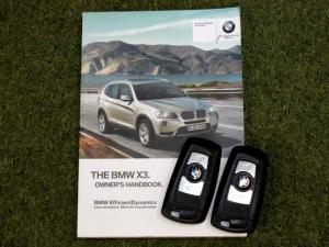 BMW X3 xDRIVE20d automatic - Image 11