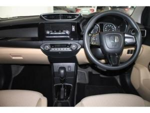 Honda Amaze 1.2 Comfort CVT - Image 16