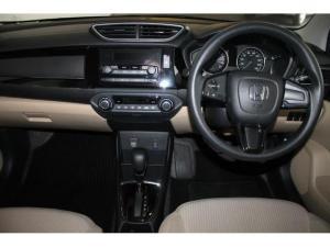 Honda Amaze 1.2 Comfort CVT - Image 11