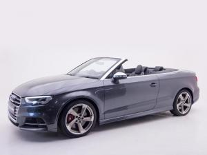 Audi S3 Cabriolet Stronic - Image 1
