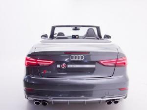 Audi S3 Cabriolet Stronic - Image 5
