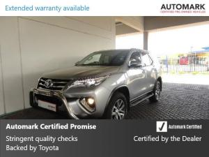 2017 Toyota Fortuner 2.8GD-6 4X4 automatic