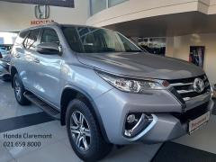 Toyota Cape Town Fortuner 2.4GD-6 4x4 auto