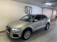 Audi Cape Town Q3 2.0TDI quattro