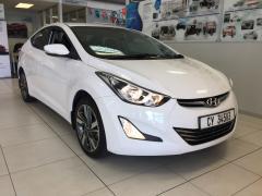 Hyundai Cape Town Elantra 1.6 Premium