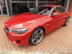 2019 BMW M4 Convertible M-DCT