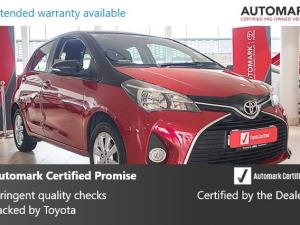 2016 Toyota Yaris 1.3