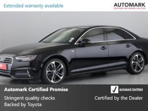 Audi A4 1.4TFSI sport - Image 1