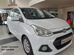 Hyundai Cape Town Grand i10 1.25 Fluid auto