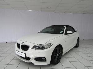 BMW 220i Convert M Sport - Image 1