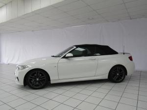 BMW 220i Convert M Sport - Image 2