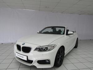 BMW 220i Convert M Sport - Image 3