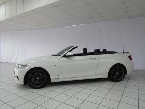 BMW 220i Convert M Sport - Image 4